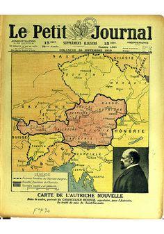 Le Petit Journal. Supplément illustré. 28 septembre 1919. Coll. BDIC