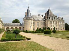 Château d'Azay-le-Ferron, Azay-le-Ferron, Indre département, France