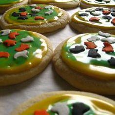 Sugar Cookie Icing Allrecipes.com