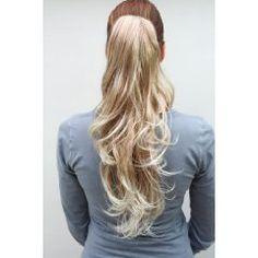 Wunderschönes Haarteil aus hochwertiger japanischer Kunstfaser.
