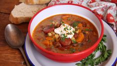 Hungarian Recipes, Hungarian Food, Penne, Thai Red Curry, Tapas, Food And Drink, Soup, Ethnic Recipes, Youtube