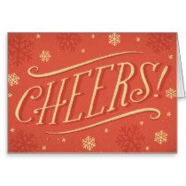 Cheers Holiday Card