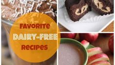 Dairy-Free Recipes You Don't Want to Miss