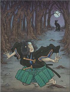 Japanese mythological creatures