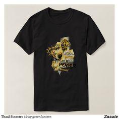 Thaal Sinestro 10 T Shirt