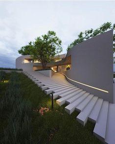 "- Architecture & Design. (@artsytecture) on Instagram: ""Project 717. By Vlasov Roman Designer #artsytecture __"