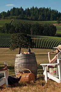 Stoller Vineyards- Oregon