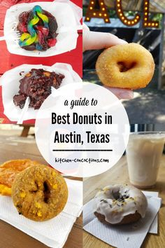 Whether you are moving to Austin, Texas or planning a fun filled kid friendly vacation, you must check out my restaurant guide to the Best Donuts in Austin, Texas! This list is perfect if enjoying good food is at the top of your travel bucket list! Texas Vacations, Texas Roadtrip, Texas Travel, Living In Austin Texas, Visit Austin, Austin Tx, Kid Friendly Vacations, Kid Friendly Restaurants, Dallas Food