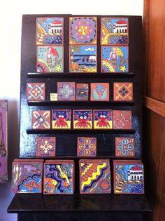Catalina Island Tile Catalina ClayWorks Company By Jennifer Titchenal