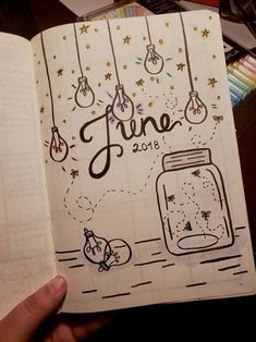Bullet Journal Juni Titelseite Schöne Ideen und I. - to drawing bullet journal Bullet Journal Simple, Bullet Journal 2019, Bullet Journal Ideas Pages, Bullet Journal Inspiration, Journal Pages, Bullet Journal Ideas Templates, Bullet Journal Student, Bullet Journal Ideas For Students, Journal Ideas For Teens