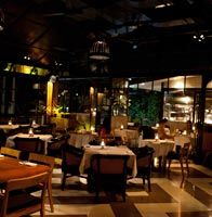 Chandi Restaurant - The atmosphere is relaxing, the decor is lovely and the  food was great. It was modern Indonesian food. Jalan Laksmana 72   Bali, Seminyak, Bali 80361, Indonesia
