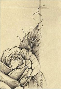 I want this on my chest - the rose fitting in the hollow of my shoulder, under my clavicle