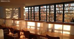 Mejoramos la Sala de Silencio de la #Biblioteca Central de Badajoz. Ya puedes estudiar en un puesto individualizado!!!