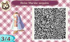 Robe de Mariée à sequins