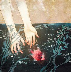 ©Khoa Le - Ocean Dream. Ilustración | Illustration