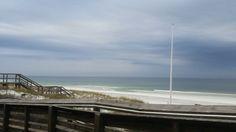 Beach access at Crystal Beach Destin, FL