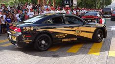 Dodge Charger 2014 SSP Yucatán - Yucatán - Wikipedia State Police, Dodge Charger, Vehicles, Car, Medicine, Tropical, Automobile, Medical, Autos