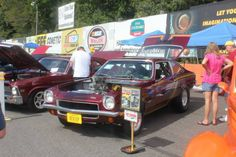 Langley Speedway Car Show 2013