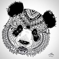 mandala animals - Google Search