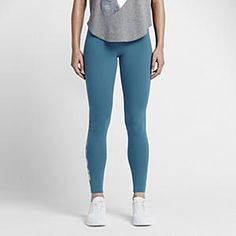 Nike Leg-A-See Just Do It Metal Women's Tights