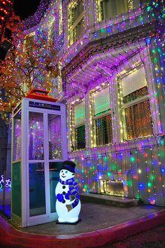 Christmas in Hollywood Studios