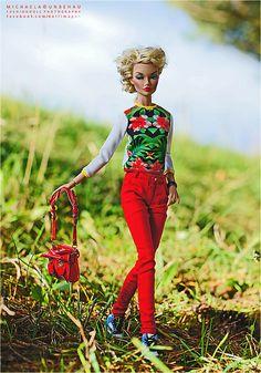 Poppy Parker fashion teen One Fine Love   Flickr - Photo Sharing!