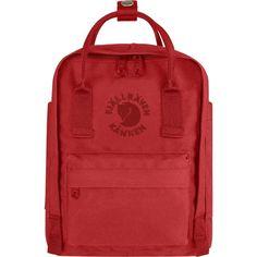 pretty nice 28c86 da2a3 Fjällräven Re-Kånken Mini Backpack   Red