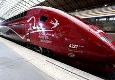 12-Mar-2013 7:38 - SNELHEID THALYS-TREINEN BEPERKT DOOR WINTERWEER. Door het winterweer zal de snelheid van de Thalys-treinen vandaag beperkt worden. Dit kan het spoorverkeer in de loop van de dag sterk verstoren
