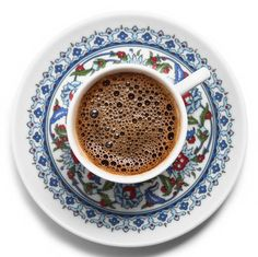 Turkish Coffee Top View Stock Photo (Edit Now) 261543743 Turkish Coffee, Recipe Images, Viera, Coffee Time, Coffee Beans, Cake Cookies, Healthy Drinks, Coffee Shop, Health Fitness