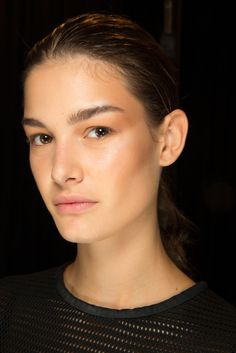 Prabal Gurung Spring 2015 Ready-to-Wear - Beauty - Gallery - Style.com