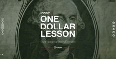 One Dollar Lesson By GREY Moscow (Russia)