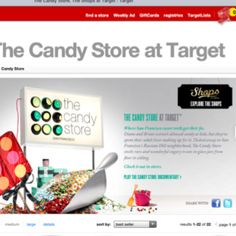 #shops #target #candy