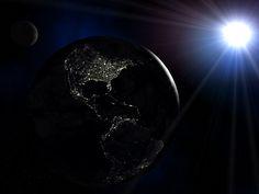 Ascension Earth : NASA Makes Offical Comment Concerning 3 Days of Da...