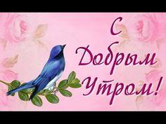 Желаю самого ДОБРОГО УТРА! - YouTube
