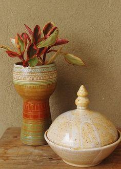 Caixa Marroqui, cerâmica artesanal