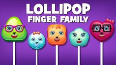 The Finger Family Lollipop Family Nursery Rhyme Finger Family Song, Family Songs, Kids Songs, Dream Ice Cream, Nursery Rhymes, Youtube, Collection, Children Songs, Children Rhymes