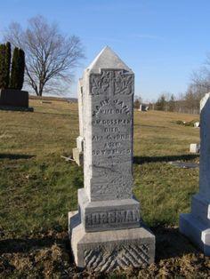 Saint Joseph Cemetery Crooksville, Ohio