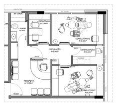 Dental office with a few tweaks salon modify door to bathroom layoutg 16001455 malvernweather Image collections