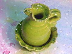 Lime Green WashBasin