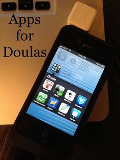 Updated with info on digital document signing app (JotNot Signature), the last step to make my doula business completely paperless!!      www.BetterBirthDoula.org