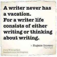 Amo escribir... <3