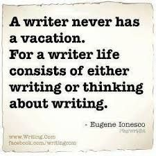 Are Writers Losers?
