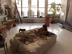Apartment Goals Loft Window Ideas For 2019 Apartment Goals, Studio Apartment, Dream Apartment, Studio Apt, Bedroom Inspo, Home Bedroom, Bedrooms, Dream Bedroom, My New Room