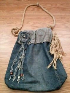 <br /> <b>Warning</b>: count(): Parameter must be an array or an object that implements Countable in <b>/home/canimma/public_html/wp-includes/post-template. Denim Tote Bags, Denim Purse, Artisanats Denim, Jean Diy, Blue Jean Purses, Diy Bags Purses, Denim Crafts, Denim Ideas, Love Jeans