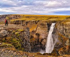 Figuring out how to visit Iceland on a budget, was a real challenge. Let's see some tips and tricks to help you plan your next trip in this amazing country. Iceland, Budgeting, Travel Tips, Waterfall, Places To Visit, Europe, Outdoor, Ice Land, Outdoors