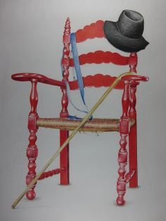 Red Chair - 2009