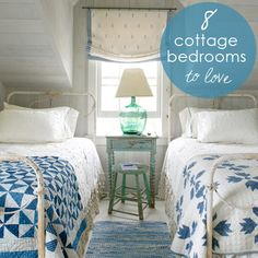adirondack style bedroom decorating | cottage-bedrooms.jpg