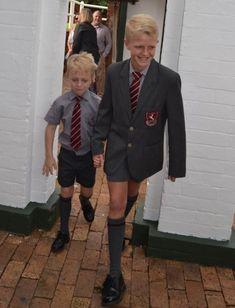 School Boy, School Uniform, Kids Swimwear, Boy Shorts, The Past, Slime, Boys, How To Wear, Clothes