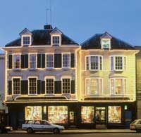 Blackwells Bookstore, Oxford England. The best bookstore in the world.