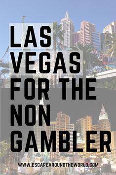 50 ACTIVITIES FOR THE LAS VEGAS NON GAMBLER -